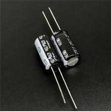 5Pcs/50pcs 470uF 35V NICHICON HE Series 10x20mm Extremely Low Impedance 35V470uF Aluminum Electrolytic Capacitor