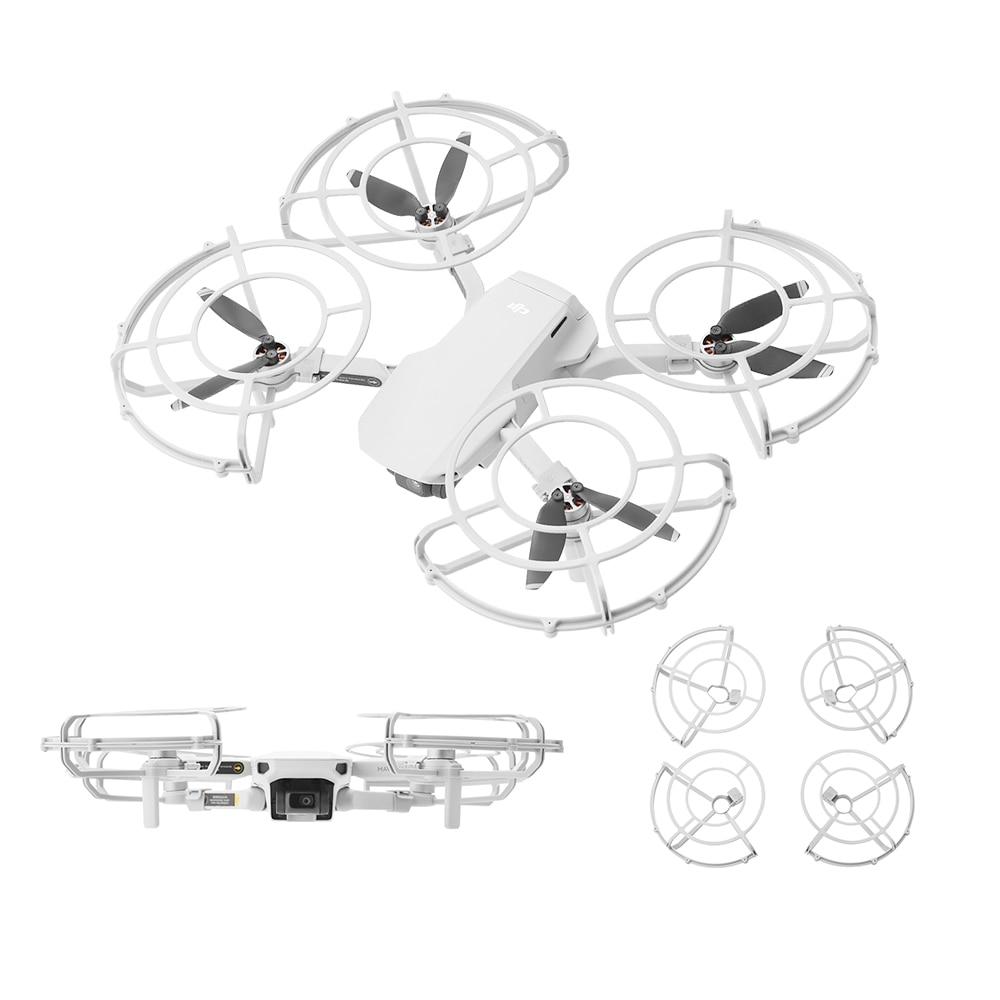 Быстросъемная защита для пропеллера DJI Mini 2, защитное кольцо для лезвий дрона, аксессуары для Mavic Mini/ Mini 2