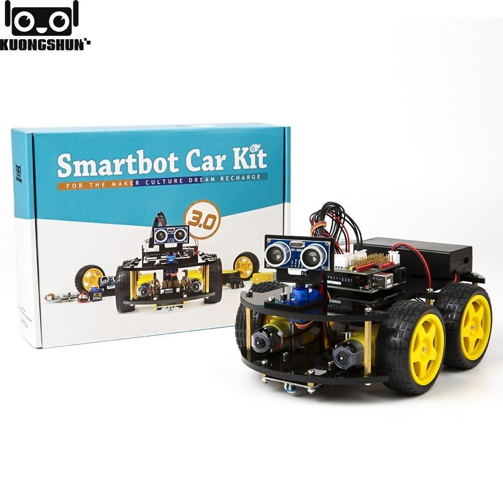 Умный робот-автомобильный комплект KUON