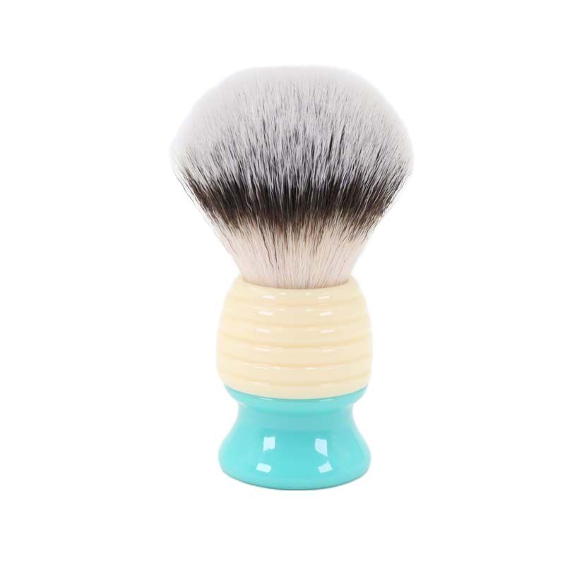yaqi 24mm moka express synthetic hair shaving brush Yaqi Bali 24mm Synthetic Hair Shaving Brush