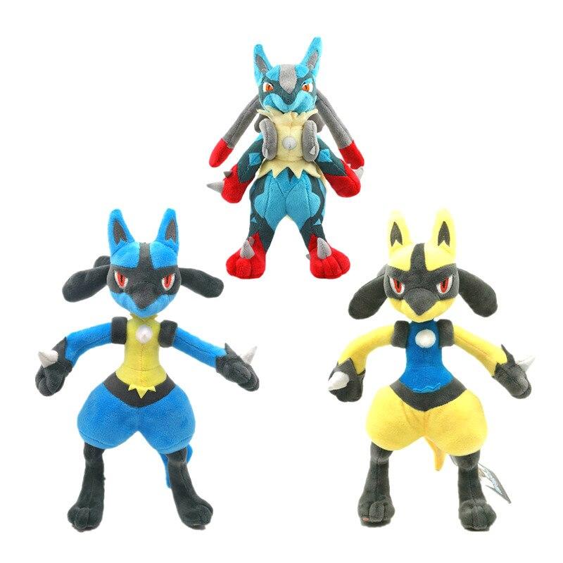 pokemon-25-centimetri-30-centimetri-lucario-peluche-giocattoli-animali-di-peluche-per-bambini-regalo