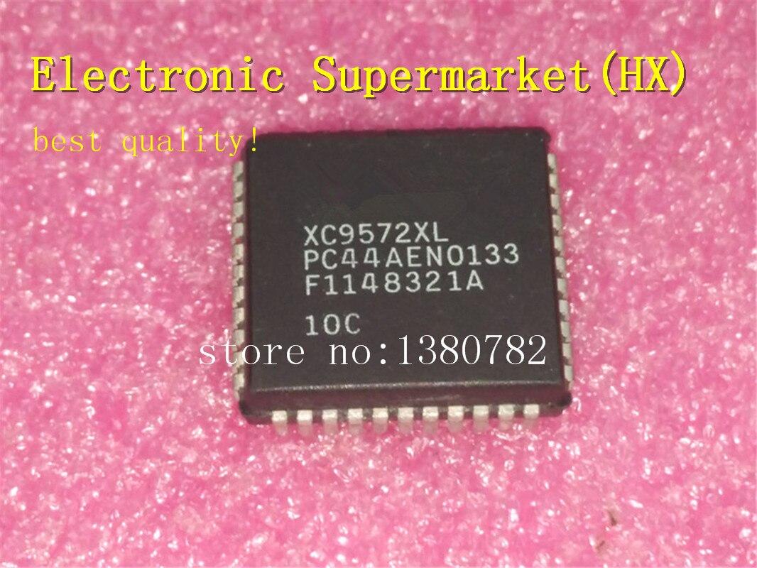 Free Shipping 10pcs/lots XC9572XL-15PCG44C XC9572XL-10PCG44C XC9572XL XL9572 PLCC-44 IC In stock! free shipping 10pcs at89c2051 24su in stock
