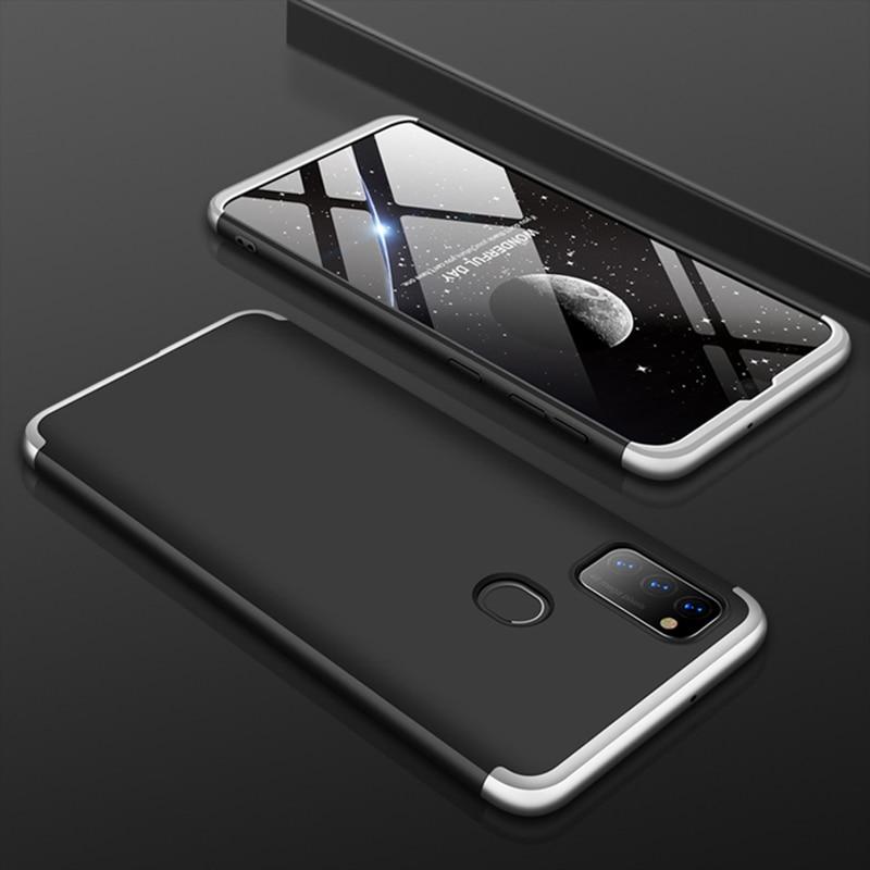 For Samsung M30s Case Fashion 360 Degree Phone Cover For Samsung Galaxy A80 A90 A10 A10s A30 A20 A40 A60 A70s A70 A50 Cases Bag