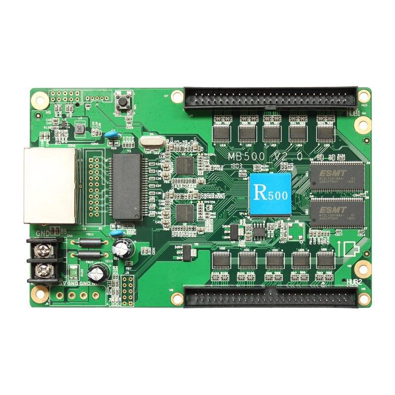 Huidu R500 erhalt karte unterstützung erhalt HD C10C HD C35 HD T901 erhalt karte arbeit mit VP210 HD-VP210 led video prozessor