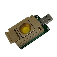 Enchufe de prueba EMMC153/169 A USB3.0, enchufe de escritor, adaptador de lectura-escritura