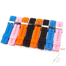 Watch Accessories Silicone Strap For SUUNTO  Extension Speed Spartan Suunto Spartan Extension