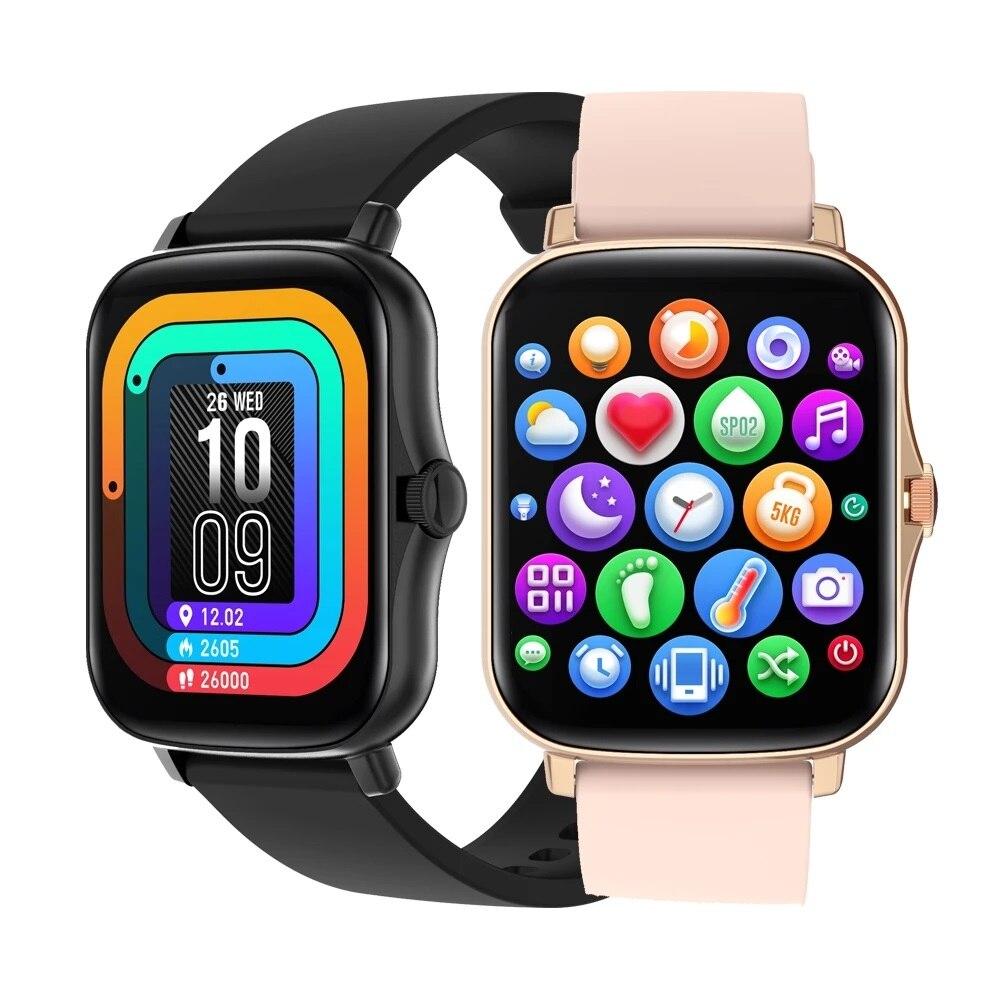 Sports Watch Smart Bracelet Y20 Smart Watch Women's Wristwatch Men's Watches Smartwatch 2021 Heart Rate Monitor Electronic Clock