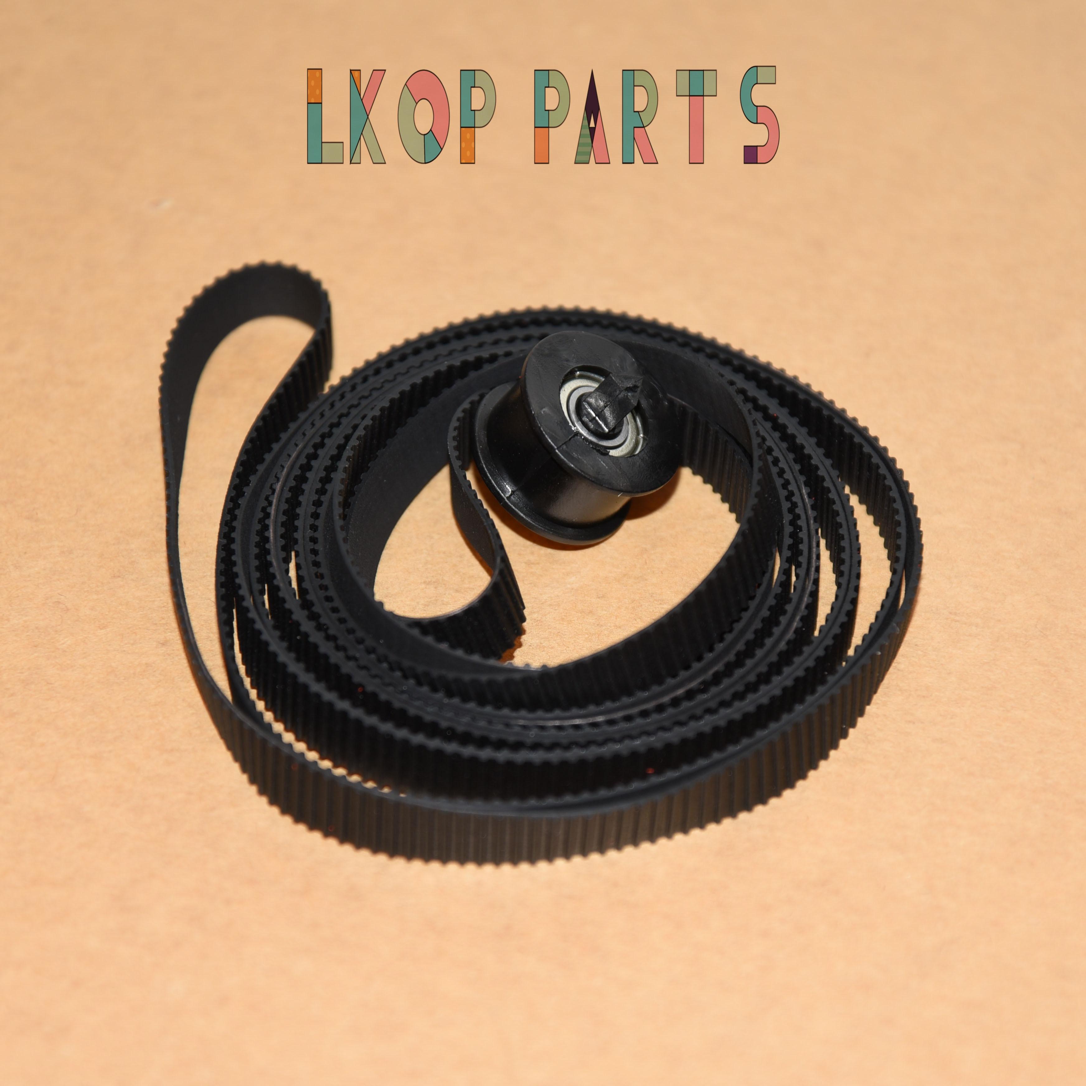 10Pcs C7770-60014 42 polegada C7769-60182 24 polegada DesignJet Plotter Carriage Belt para HP500 500PS 800 800PS 510 510PS 815 CC800PS 820