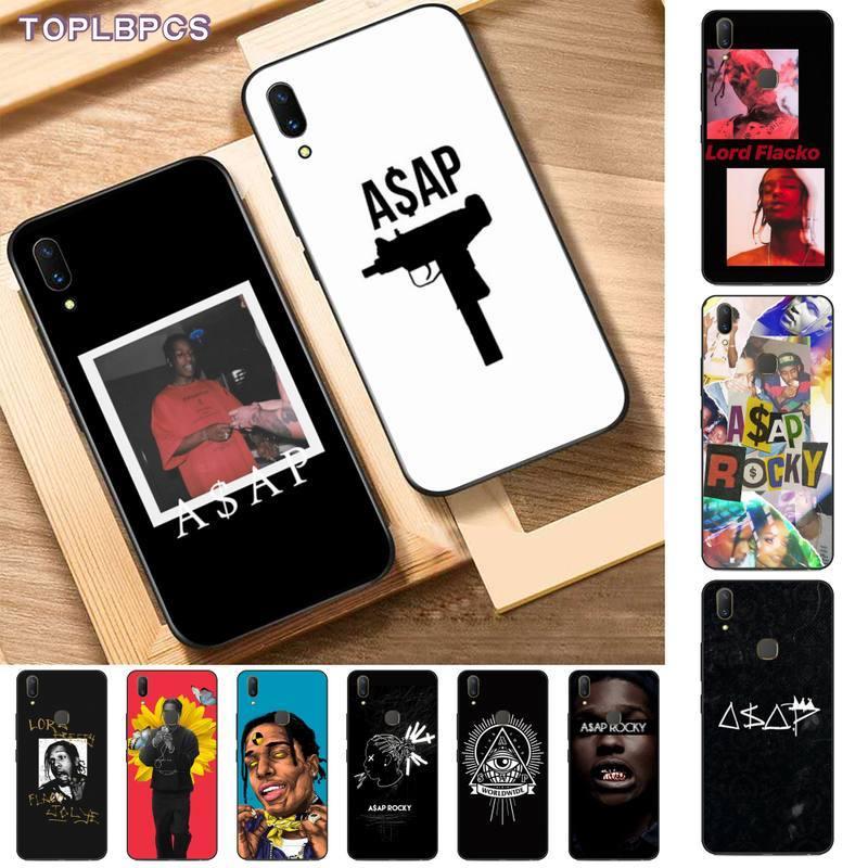 TOPLBPCS Rochoso Rapper Telefone Case Capa para Vivo Y91C 31 53 19 11 17 81 55 66 69 71 V11 eu 9 7 67