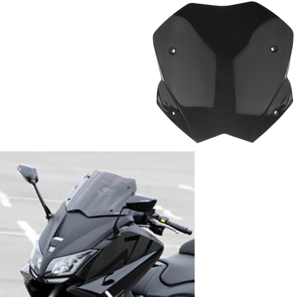 Pieza de reemplazo ajustable para parabrisas de motocicleta para Yamaha TMAX 530 12-17