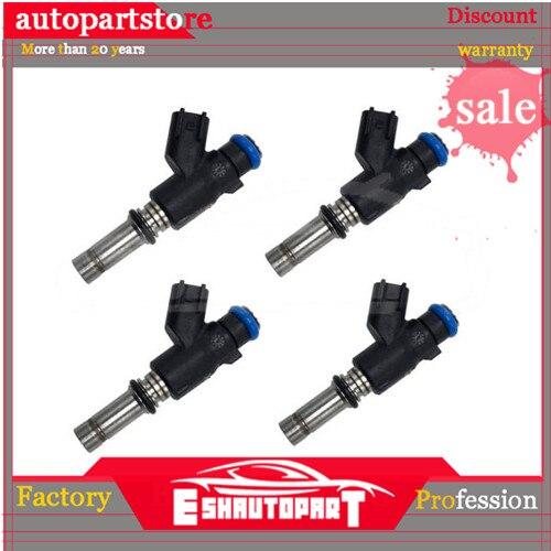 Genuine 55559377 25380933 Flow Fuel Injector 1.6L 09-11 2005 + 1.6 Z16XE1 Z16XER   For Chevrolet Aveo Aveo5