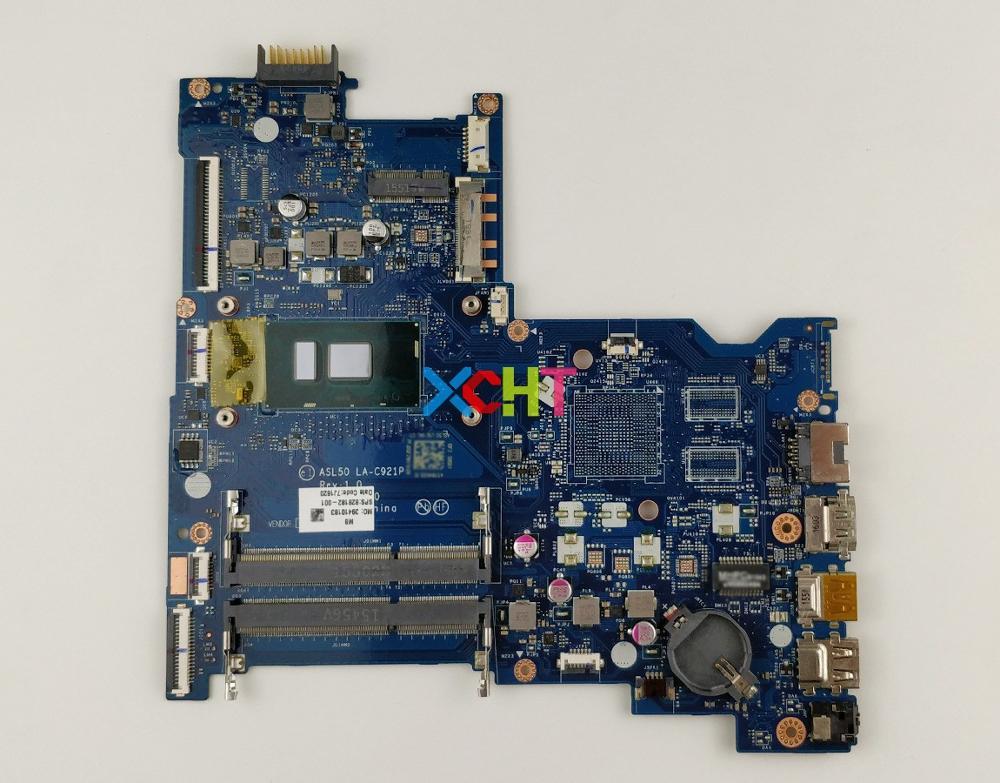 815249 601 8815249 001 la c811p uma n3700 cpu for hp notebook 15 15 ac 17z g100 series motherboard tested for HP 15-AC Series 15T-AC100 828182-001 828182-601 UMA i3-6100U CPU ASL50 LA-C921P Laptop Notebook Motherboard Tested