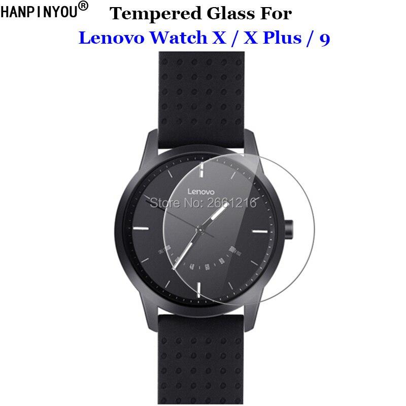 Para Lenovo reloj 9 X Plus de vidrio templado 9H 2.5D protector de pantalla Premium película para Lenovo Watch9 ver Xplus deportes SmartWatch