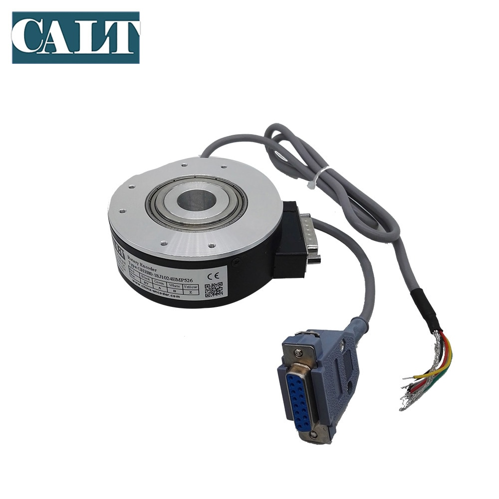GHH80-32J1024BML5 Line driver output 1024ppr resolution with one year warranty replace ZKT8032-002J-1024BZ2-05L