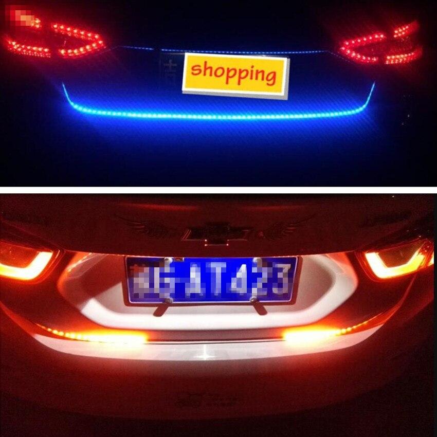 Coche LED portón trasero tronco de lámpara de flash para Peugeot 307, 206, 308, 407, 207, 3008/2017, 2008, 208, 508, 301, 306, 408, 106, 107, 607, 405