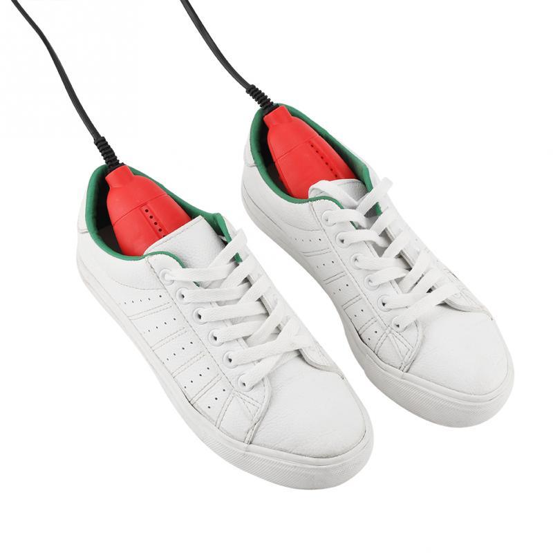220V Eu-stecker Dame Elektrische Schuh Boot Trockner Wärmer Deodorant Gerät Fuß Schutz Deodorant Entfeuchten Gerät Schuhe Trockner Heizung