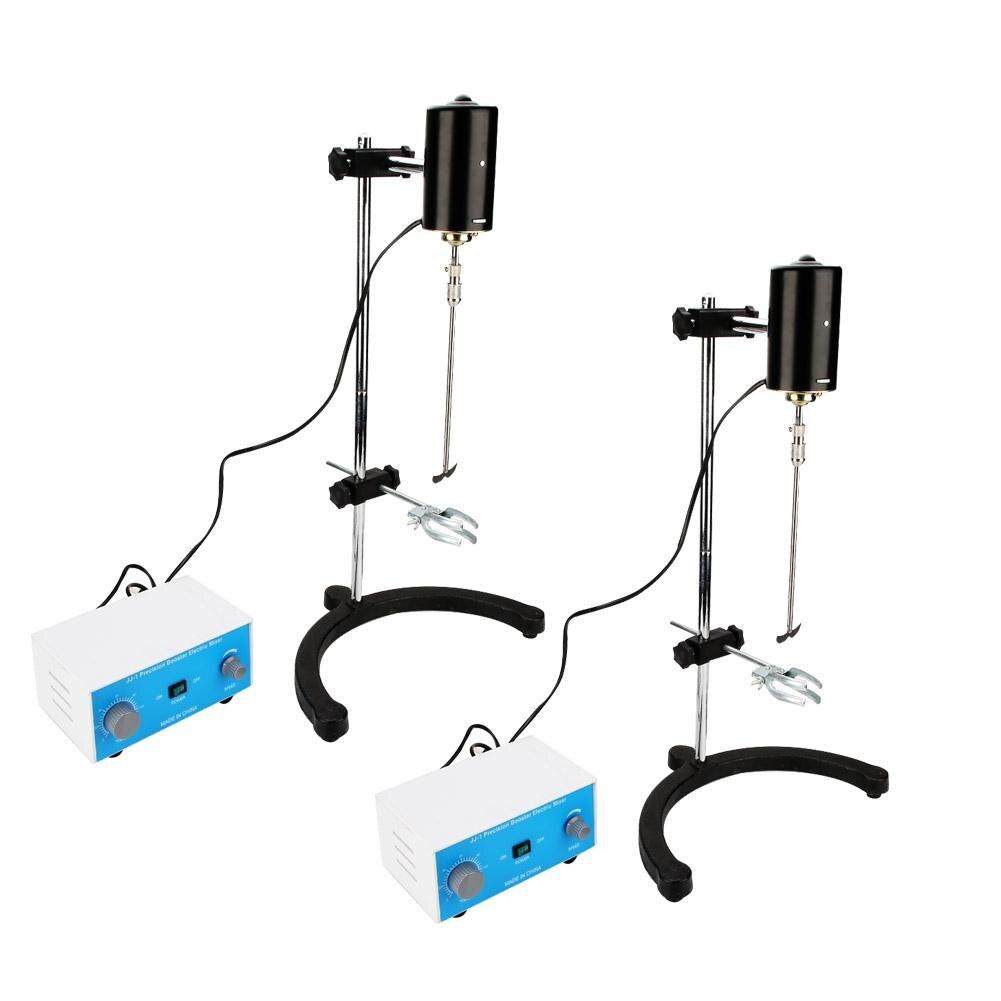 Mezclador agitador eléctrico de 100W de velocidad Variable para pequeño laboratorio nuevo