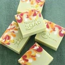 Sceau savon naturel   Outils de timbre savon naturel, sceau savon Transparent, personnalisé chapitres acryliques avec poignée Z0228NS