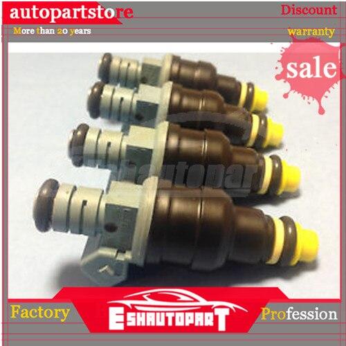 1 piezas 0280150759 flujo coincidentes los inyectores de combustible para Ford 1988-1991 F250 F350 460