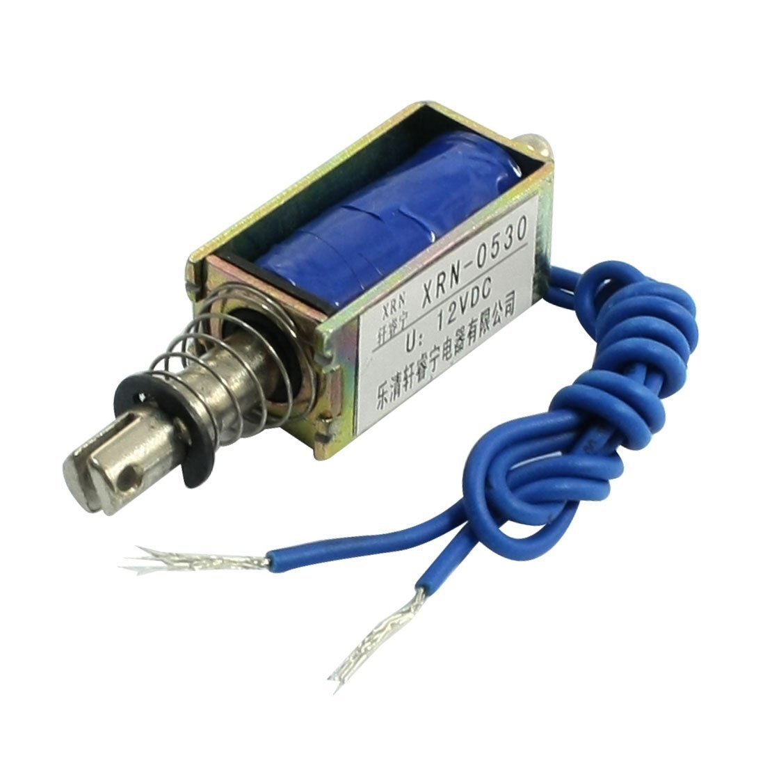 Электромагнитный Электрический электромагнитный ТИП push/pull 10 мм DC 12 V 2,1 кг сила