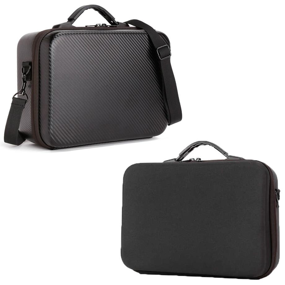 Para DJI Mavic 2 Pro PU bolsa de almacenamiento para Dron Estuche Duro maleta Estuche de transporte bolso de hombro de Nylon para DJI Mavic 2 Pro/zoom drone