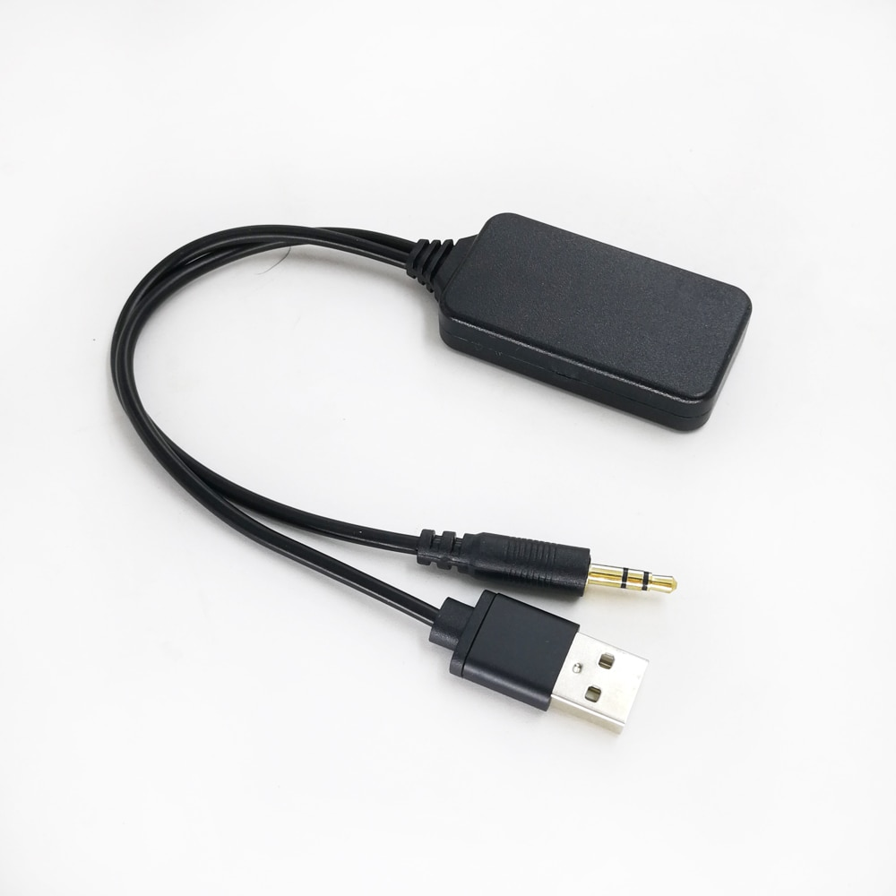 Biurlink RCD510 RNS315 Bluetooth Receiver AUX/USB Wireless Bluetooth Music Adapter For Volkswagen  Passat Polo CC Golf
