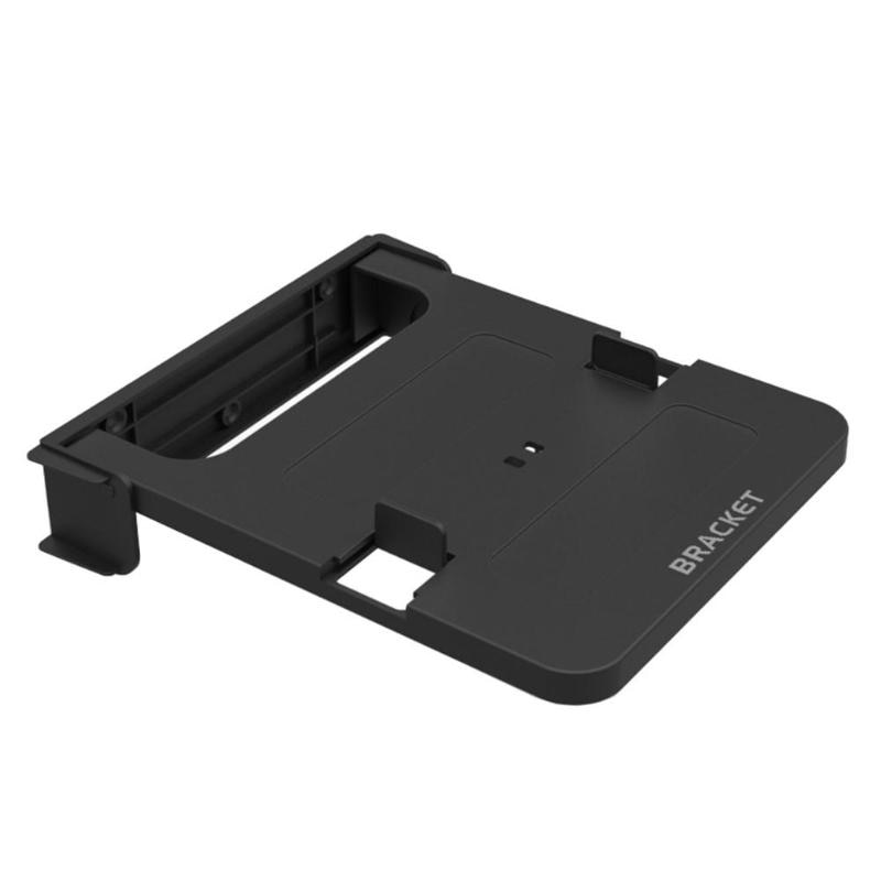 Caja de TV Universal de 100-138mm soporte superior Soporte de Pared Soporte de Router azul para H96 Pro + T95Z Plus CSA93