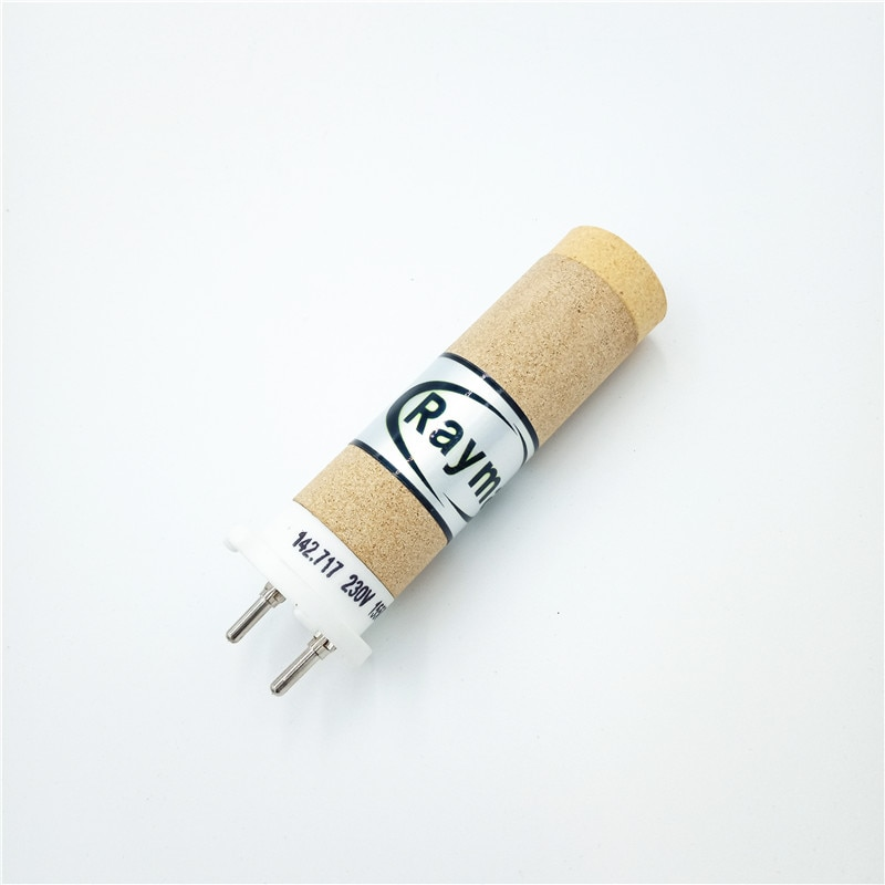 عناصر تسخين للعنصر الحراري ، مسدس لحام بلاستيك بالهواء الساخن ، 142.717 ، 230 فولت ، 1550 واط ، 2 قطعة ، شحن مجاني