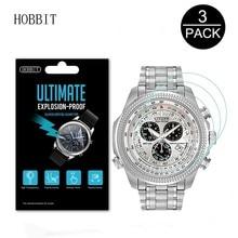 Защитная пленка для экрана часов Citizen BL5400 BL5250 BL5403 BJ6500 BJ7000 BF0580, 3 упаковки