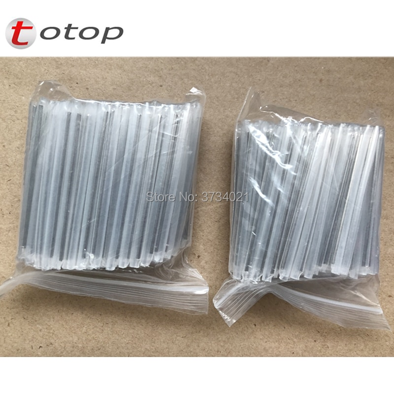 Free Shipping 1000pcs 60mm Fiber Optic Fusion Protection Splice Sleeves 60mm Heat Shrink Tube Fiber Optic Hot Melt Tube