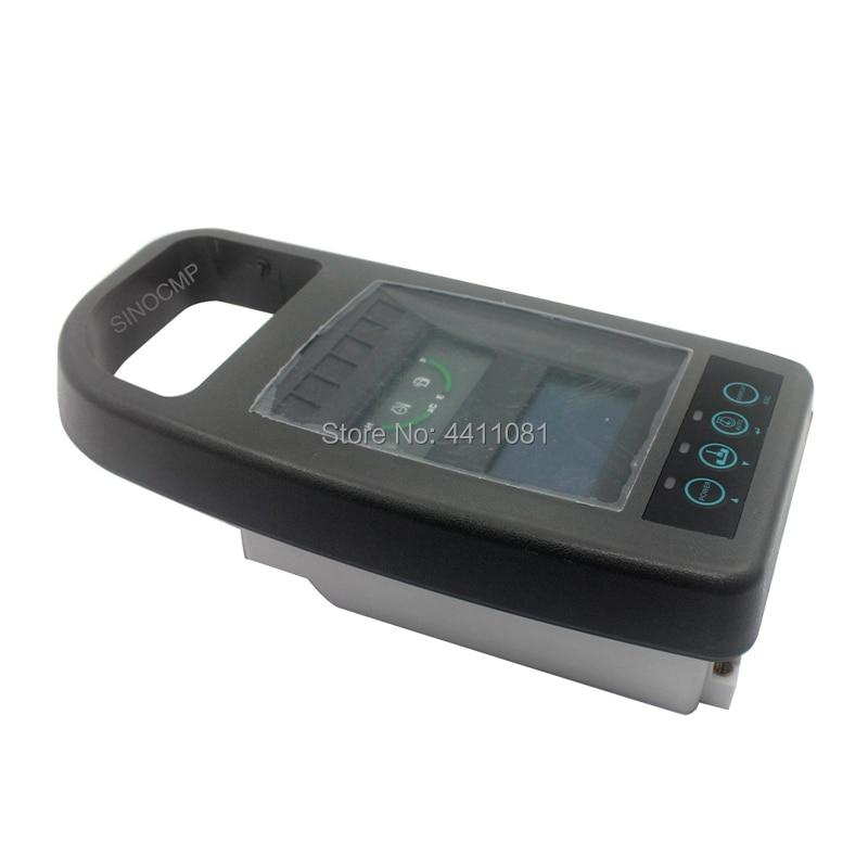 S140LC-5 S300LC-V LCD Gauge Panel 543-00048 543-00048G For Doosan Daewoo Excavator Monitor, 1 year warranty