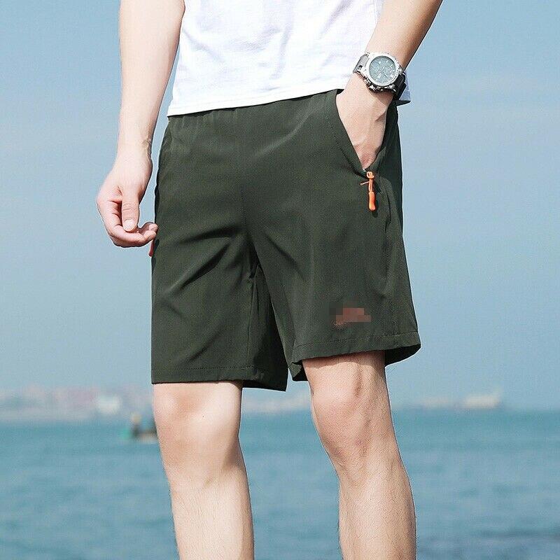 Pantalones cortos casuales para Hombre Ropa Deportiva Fitness Jogging entrenamiento hombre corto ocio deportes Pantalones