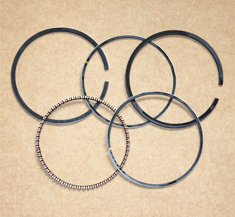 Kolben ring set 64mm passt Honda GC160 GCV160 4 hub motor zylinder koblen ringe assy HR *-195 215 serie 5.0HP mäher teile