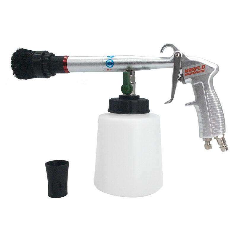 Tornado Car Cleaning Gun Car Washer High Pressure Washing Tools Auto Interior Care Maintenance Water Gun Bearing Tube Marflo