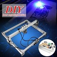 50*65cm 15W CNC Laser Engraver Gravur Maschine für Metall/Holz Router/DIY Cutter 2 achsen Engraver Desktop Cutter + Laser