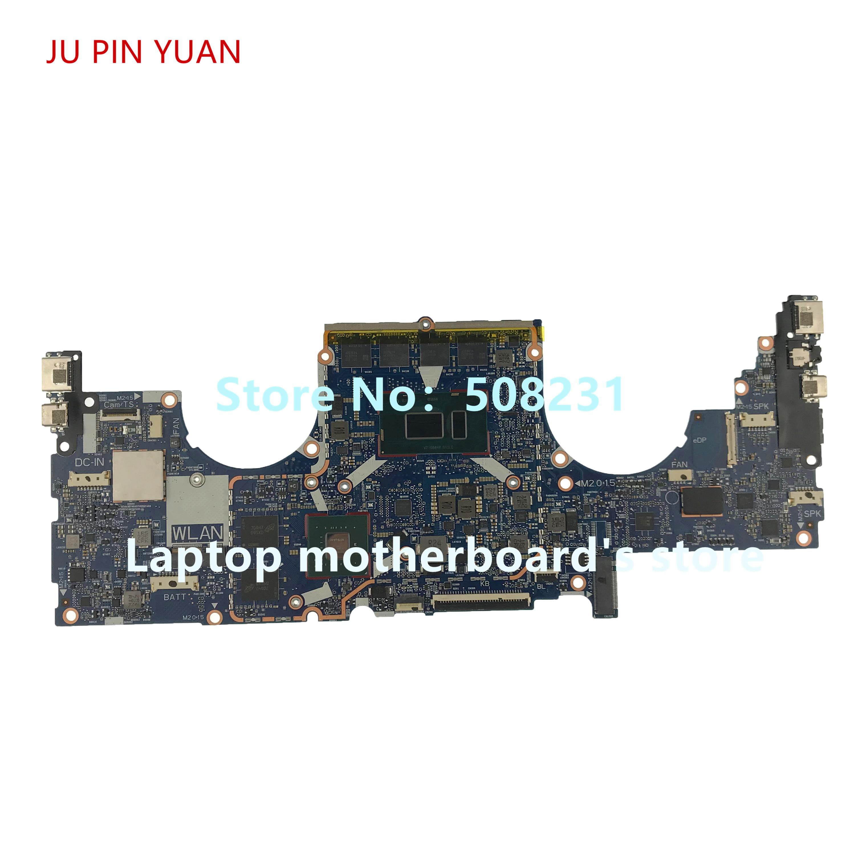 جو دبوس يوان 939651-601 TPN-I128 ل HP الحسد محمول 13-إعلان اللوحة المحمول MX150 2GB i7-8550U 8G اختبار بالكامل