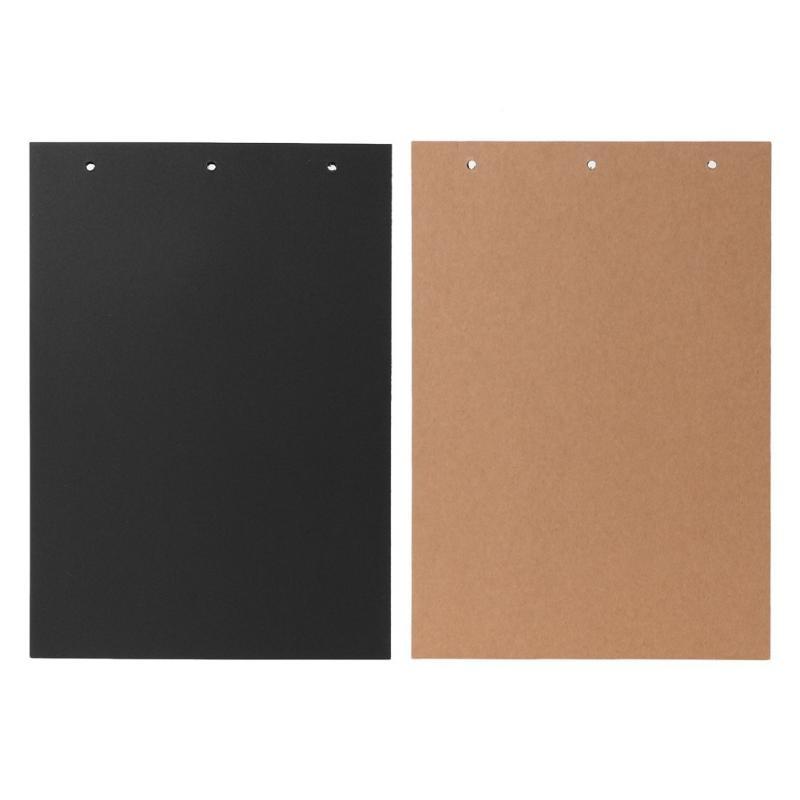 Hojas Extra para álbum de fotos DIY de 18x26cm, nuevas 10 hojas de papel para álbum de recortes, artesanías, hojas internas negras, tarjetas hechas a mano en el interior