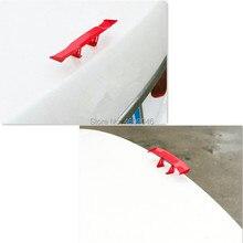 Carro-styling cauda mini chevrolet cruze spoiler para alfa 159 renault clio kadjar 2 w204 megane 4 passat b8 para citroen ds3 opel