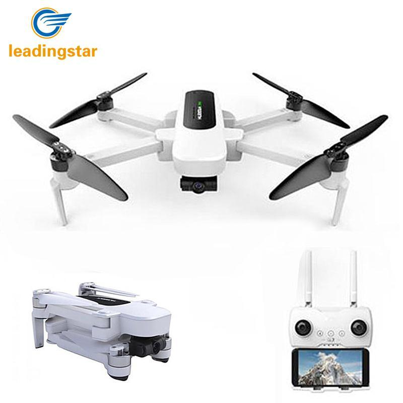 RCtown Hubsan H117S Zino GPS 5G WiFi 1KM FPV con 4K UHD Cámara 3 ejes cardán RC Drone Quadcopter RTF