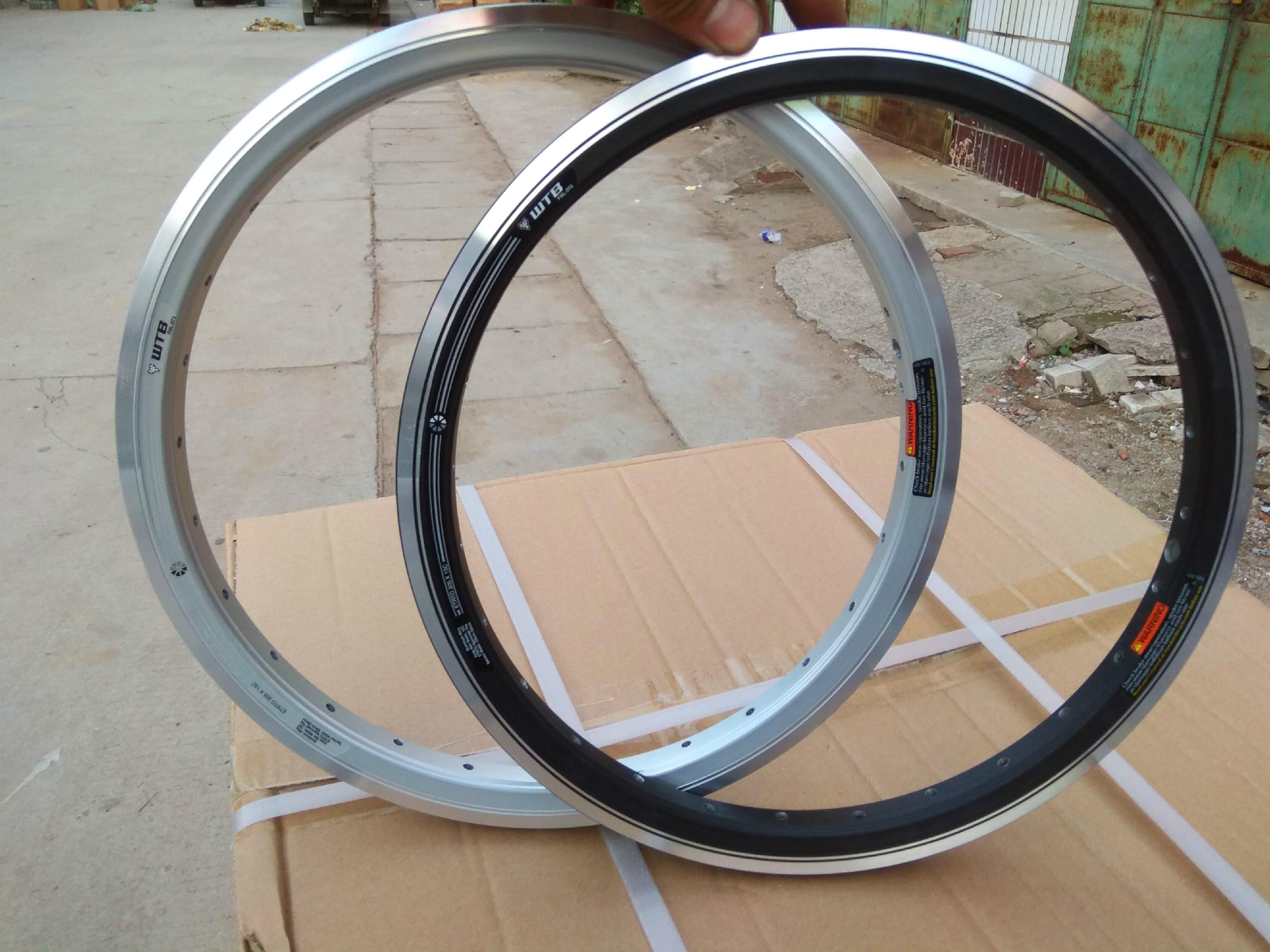 16 pulgadas bicicleta llanta para bicicleta plegable de aleación de aluminio llanta 20 agujero 28 agujero 16*1,5/V 305 tamaño de la llanta