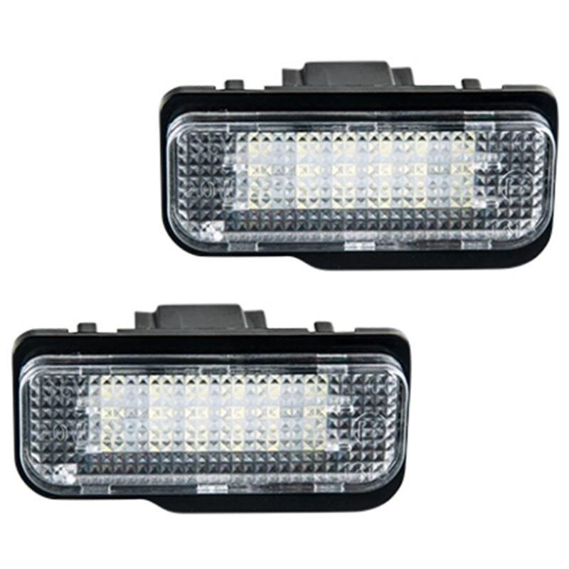 Car Led License Plate Light License Plate Light For Mercedes-Benz W203 5D/W211/W219/R171