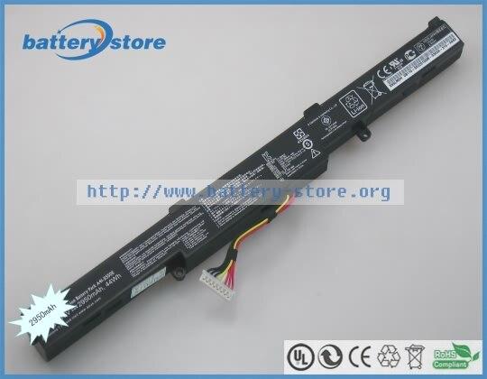 Genuine laptop battery A41-X550E,0b110-00220000 for F751LK - TY014H,X550ZE,X750JB-DH71-CA,x750l,X751L, R751LN-TY105H,X751LD