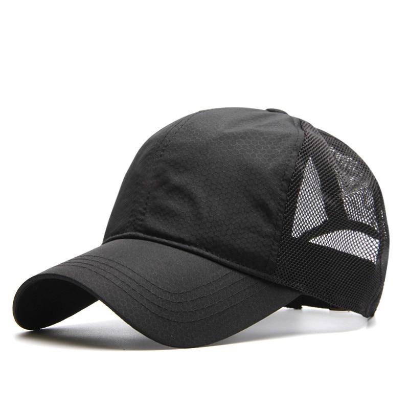 AliExpress - Big Head Man Plus Size Baseball Cap Men Summer Thin Fabric Mesh Sun Hat Male Snapback Hats M 55-59cm L 60-64cm