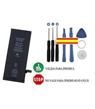 Remplacement batterie interne + Kit doutils compatible avec Apple iPhone 6 6G