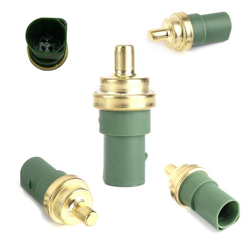 1PCS Car Water Temp Switch Temperature Sensor Green For Audi A2 A3 A4 A6 For VW 078919501C 059919501A
