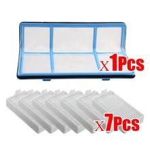 WHYY-Original 1xPrimary filtre + 7x Efficace Hepa Filtre pour chuwi ilife v5 v5s V3 V3s v5 pro V50 V55 x5 robot aspirateur P