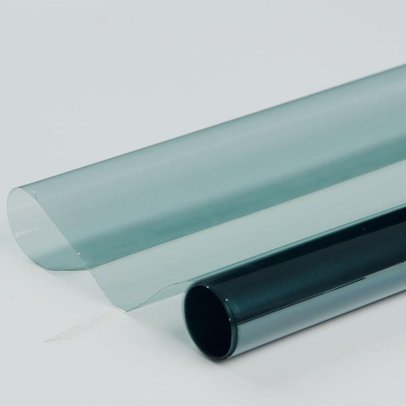 50cmX300cm cuidado de la piel UV400 Nano control solar VLT65 % película tintada de ventana de coche
