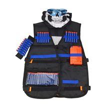 LGFM-Kit gilet pour pistolets Nerf série n-strike