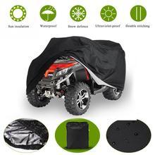 New Arrivals Waterdichte Bescherming Auto Cover Atv Regen Sneeuw Quad Universal Hittebestendige
