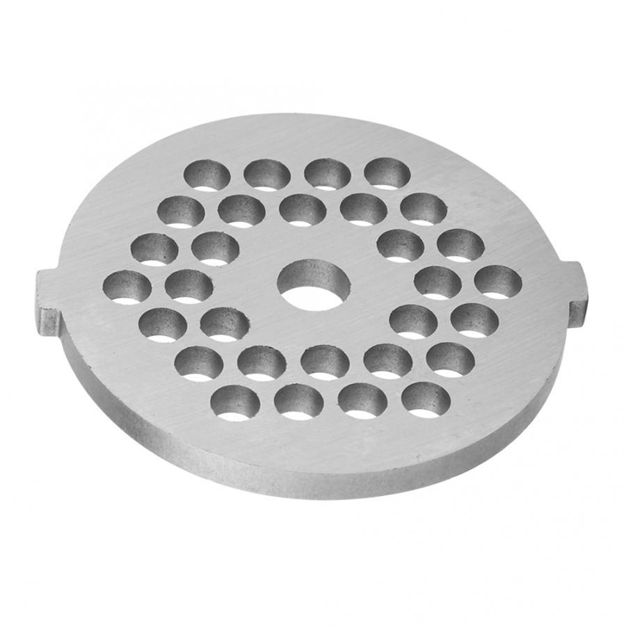 1Pcs sausage casing Meat Grinder Crusher Mincer Plate Disc Knife 5/7mm Hole Meat Grinder Kitchen Accessory Tool